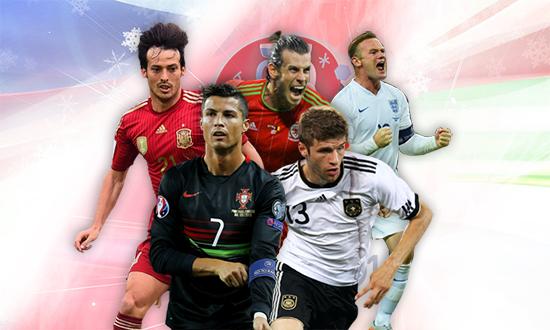 Jadwal Pertandingan Piala Euro 2016 Prancis