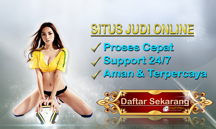 Situs Judi Bola Online Terbesar di Indonesia