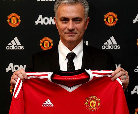 Jose Mourinho Melatih Manchester United Hingga 2019