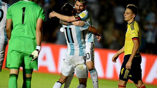 Argentina Dan Chile Menang Pada Partai Kandang Kualifikasi Piala Dunia 2018