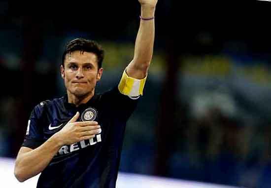 Javier Zanetti Menyebut Inter Milan Siap Untuk Aktif Di Bursa Transfer Musim Dingin