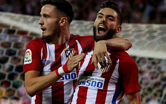 Kecerdikan Diego Simeone Membawa Atletico Madrid Menang 4 – 2 Atas Malaga