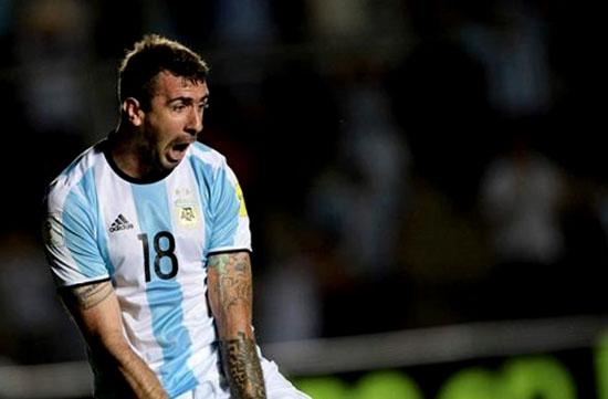 Lucas Pratto Mencuri Perhatian Di Lini Depan Argentina