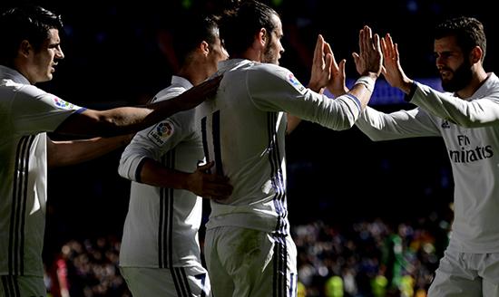 Real Madrid Menang 3 – 0 Atas Leganes Di Santiago Bernabeu