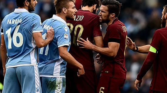 AS Roma Menang 2 – 0 Pada Laga Derby Kota Roma Melawan Lazio