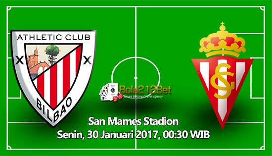 Prediksi Bola Athletic Bilbao vs Sporting Gijon 30 Januari 2017