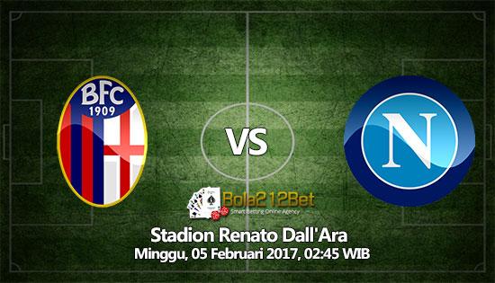 Prediksi Bola Bologna vs Napoli 5 Februari 2017