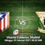 Prediksi Bola Atletico Madrid vs Leganes 5 Februari 2017